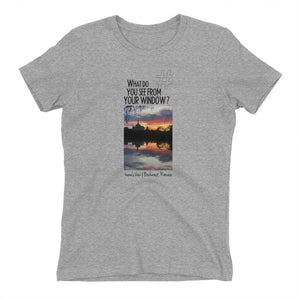 Ioana's View | Bucharest, Romania | Women's T-shirt