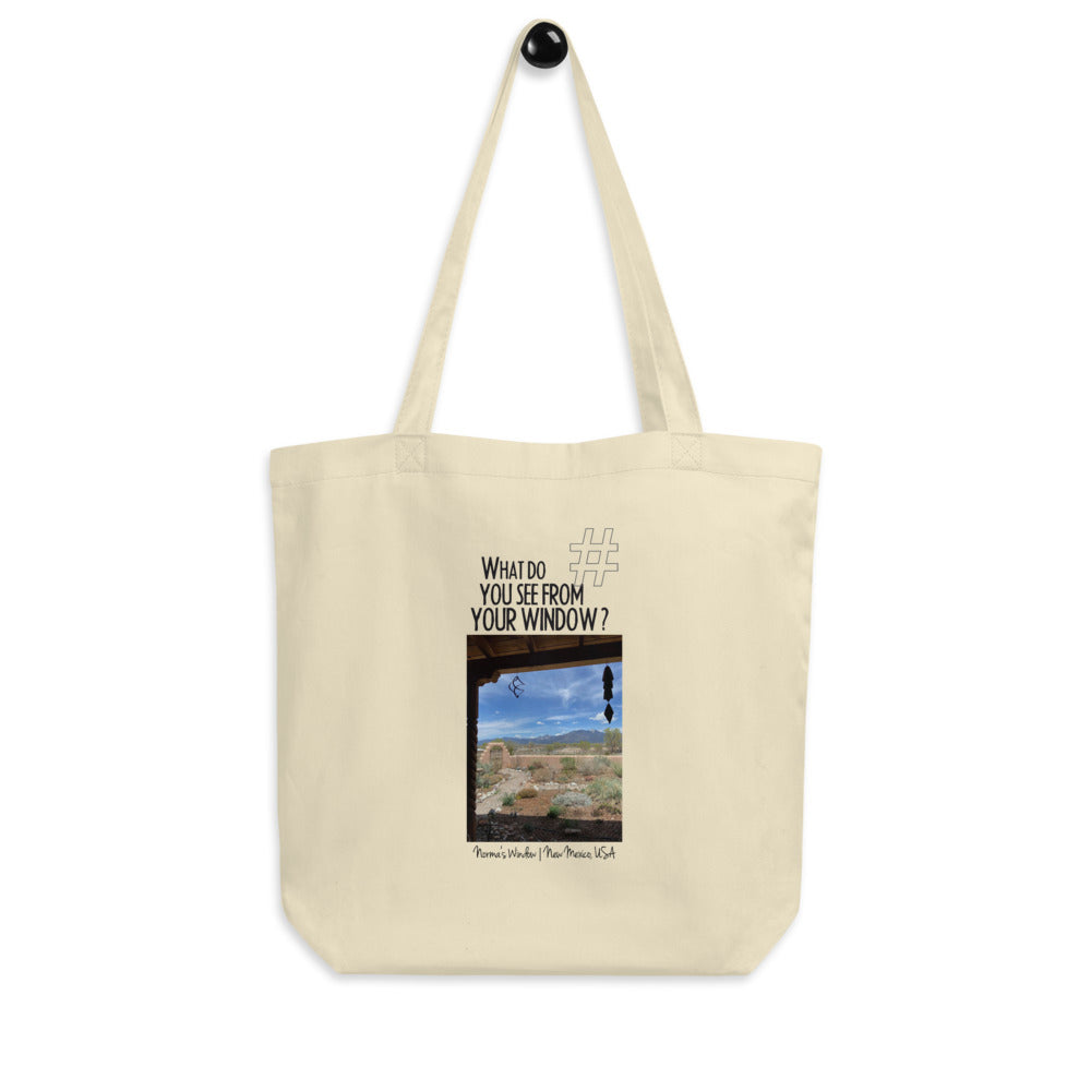 Norma's Window | New Mexico, USA | Tote Bag