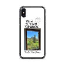 Load image into Gallery viewer, Nicolas' View | France | iPhone Case