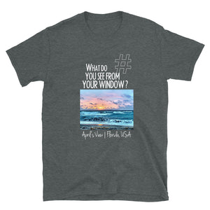 April's View | Florida, USA | Unisex T-shirt