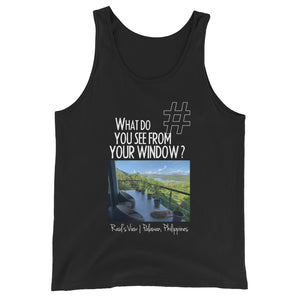 Raul's View | Palawan, Philippines | Unisex Tank Top