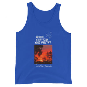 Trish's View | Australia | Unisex Tank Top
