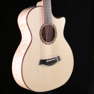 Taylor Custom TF (Maple/Spruce) - Express Shipping - (T-133) Serial: 1104089152 - PLEK'd