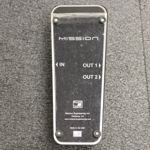 Mission EP1-TC expression & volume pedal
