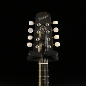 Weber Bitterroot A Style Mandolin- Express Shipping - (WE-010) Serial: 16319410