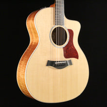 Load image into Gallery viewer, Taylor 214ce-K DLX (Koa/Sitka Spruce) - Express Shipping - (T-078) Serial: 2109058602