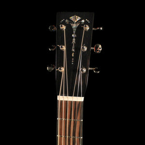Huss and Dalton TOM-M Custom (Macassar Ebony/Spruce) - Express Shipping - (HD-028) Serial: 5001 - PLEK'd