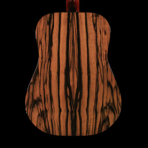 Huss and Dalton TD-M Custom (Macassar Ebony/Italian) - Express Shipping - (HD-029) Serial: 5009 - PLEK'd