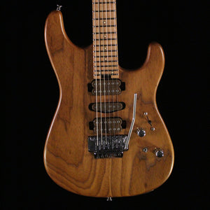 Charvel Guthrie Govan Caramelized Ash - Express Shipping - (CH-035) Serial: GG20002313