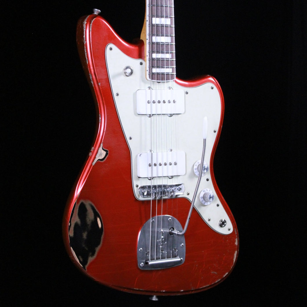 Iconic 65JM Custom Candy Apple Over Black - Express Shipping - (IC-015) Serial: 0237 - PLEK'd