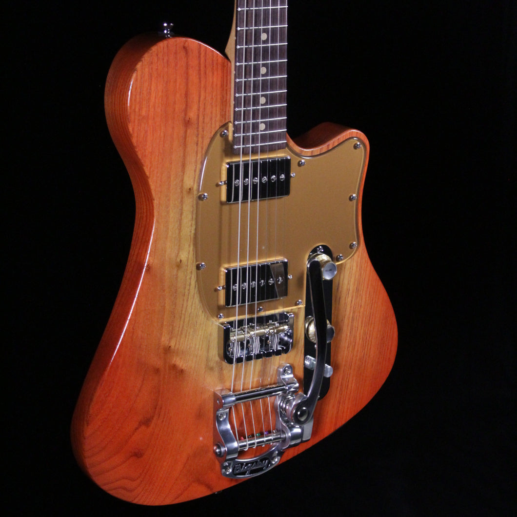 Sugar Guitars Sunburst - Express Shipping - (SUG-003) Serial: 008 - PLEK'd