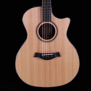 Taylor BTO Custom GA (Pre-Owned) (Cocobolo/Spruce) - Express Shipping - (T-061) Serial: 1112103152