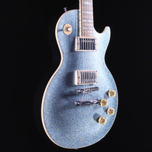 Load image into Gallery viewer, Gibson Les Paul Standard Blue-Green Sparkle - Express Shipping - (G-023) Serial: 00570609 - PLEK'd