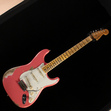 Load image into Gallery viewer, Fender 1956 Stratocaster Relic - Express Shipping - (F-161) Serial: CZ544991 - PLEK'd