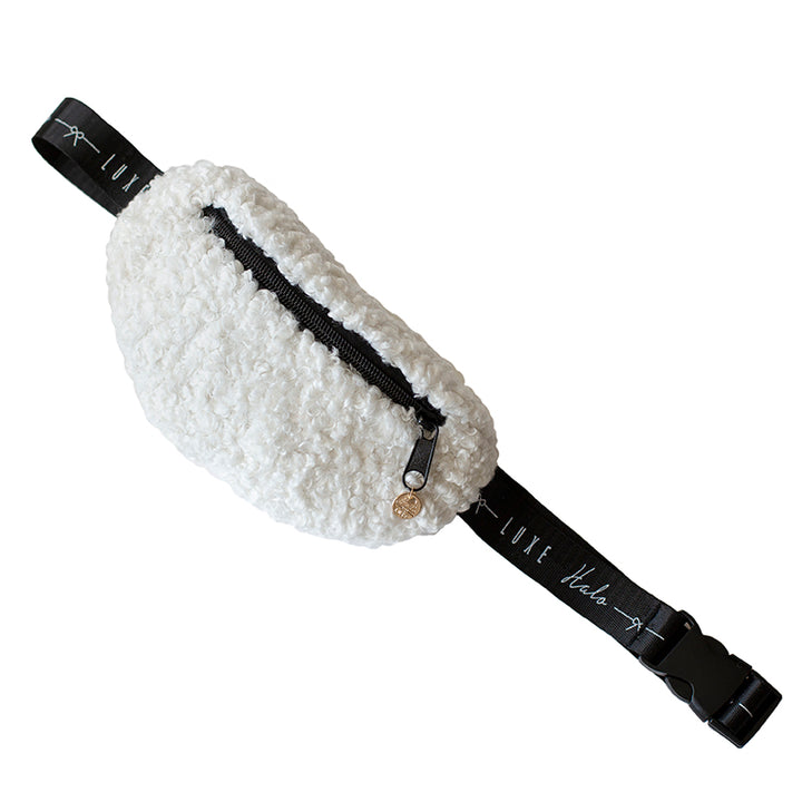 Sherpa Belt Bag Ivory