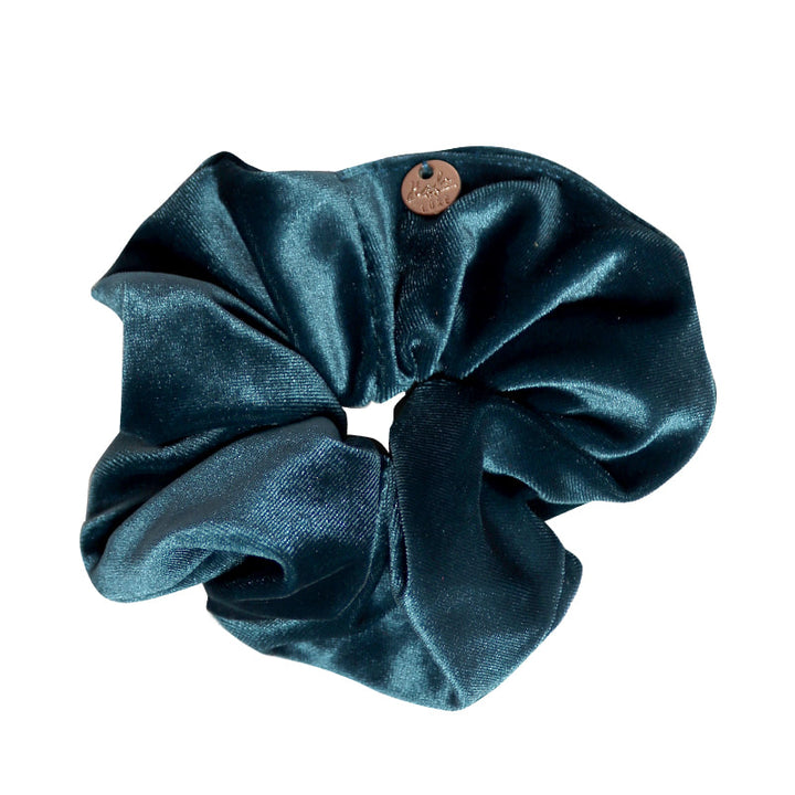 Fairy Wings Scrunchie Peacock