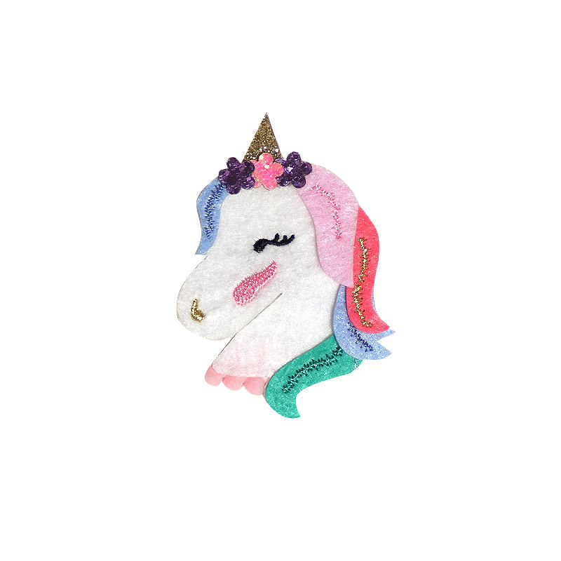 Unicorn Magic Clip