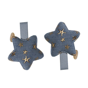 Starstruck Clip 2-Pack Black Jean Wash