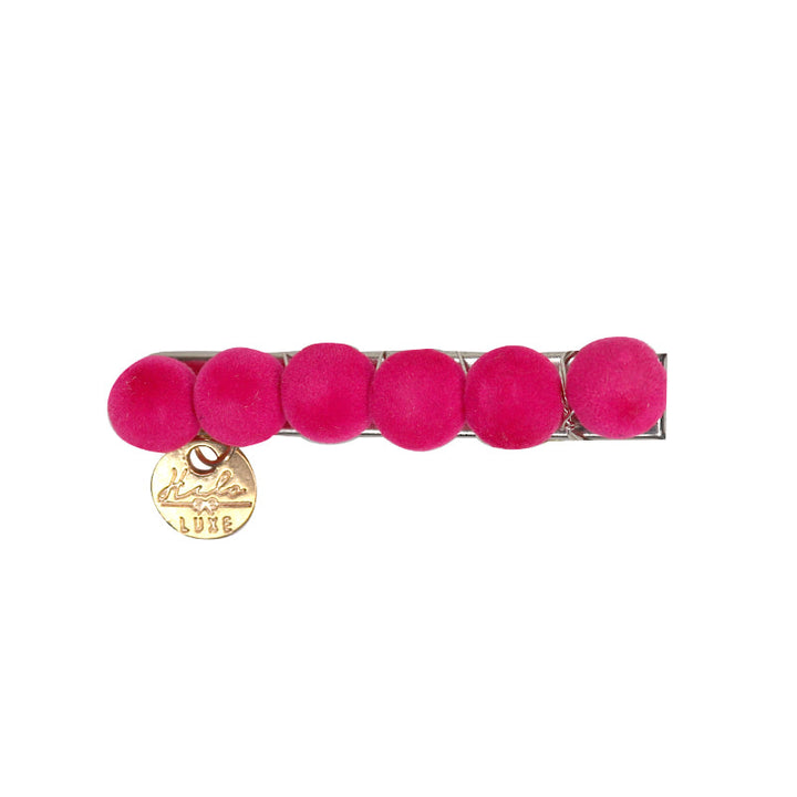 Joy Clip 2-Pack Hot Pink