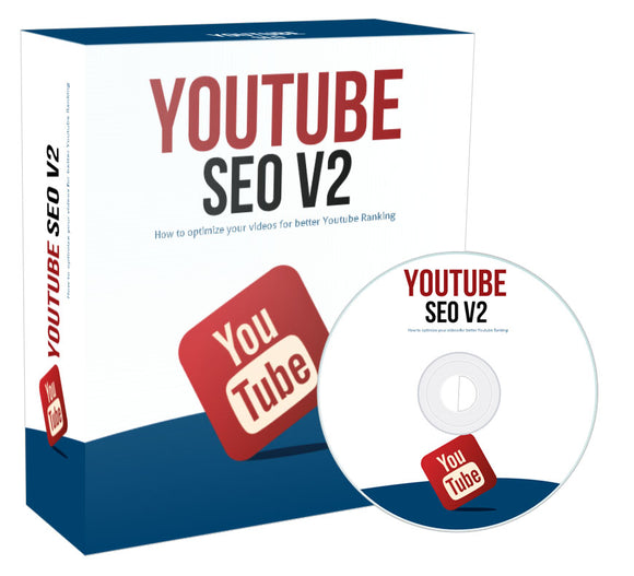 Youtube Channel SEO V2 - Video Course