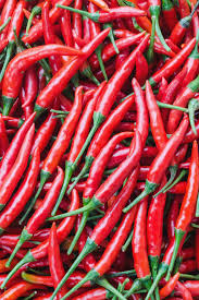 PEPPER - HOT CAYENNE - 4 plants per box - Springbank Greenhouses