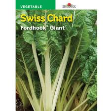 SEED - SWISS CHARD FORDHOOK GIANT - Springbank Greenhouses