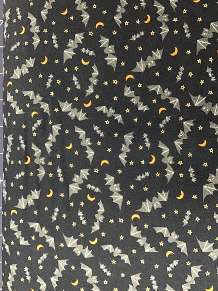 GHOULS & GOODIES (52086-12) - fabric price per 1/4 meter