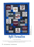 T SHIRT QUILTS - book