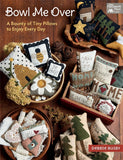 BOWL ME OVER - Wool Appliqué Books