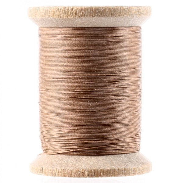 YLI HAND QUILTING THREAD - (003) light brown
