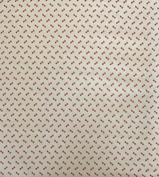 WATTS RIVER (A9290-R) - fabric price per 1/4 meter