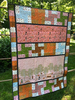 CURIOSITY MOJAVE - kid size quilt kit