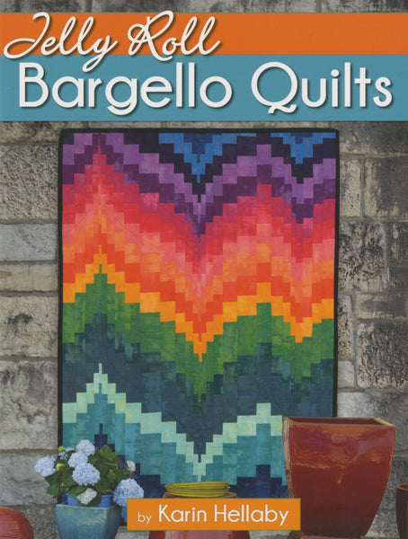 JELLY ROLL BARGELLO QUILTS - book