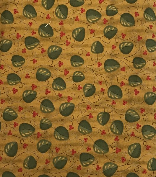 WIT & WISDOM (1417-40) - fabric price per 1/4 meter