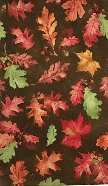 COLORS OF FALL (84413-237) - fabric price per 1/4 meter