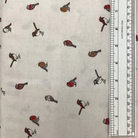 WOODLAND PITTER PATTER (22572-11) - fabric price per 1/4 meter