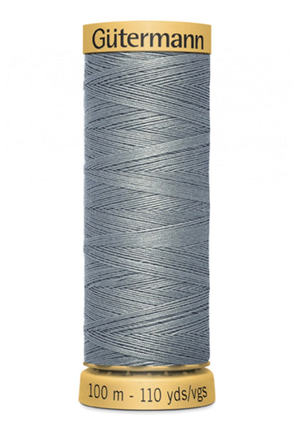 GUTERMANN 100m - 9280  -100% Mercerized Cotton (steel)