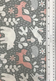HELLO LITTLE ONE (22692-22) - fabric price per 1/4 meter