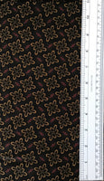 EBONY & ONYX (6995-99) - fabric price per 1/4 meter