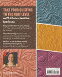 STEP BY STEP TEXTURE QUILTING - machine quilting book