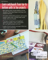 GET QUILTING WITH ANGELA & CLOE - book