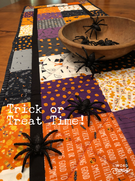 TRICK OR TREAT TIME RUNNER KIT