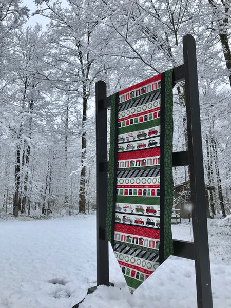 CHRISTMAS BORDER - runner kit
