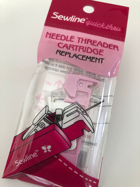 SEWLINE NEEDLE THREADER CARTRIDGE - replacement