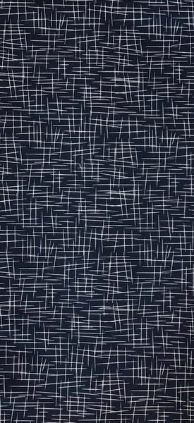 HASHTAG (C115-NAVY) - fabric price per 1/4 meter