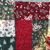 JUNIPER BRICKS - lap quilt kit