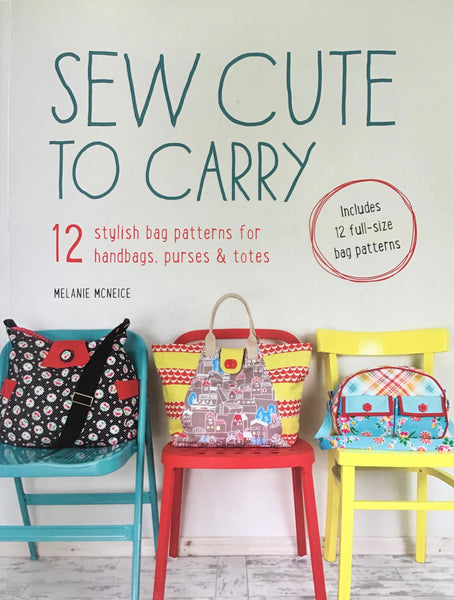SEW CUTE TO CARRY - book