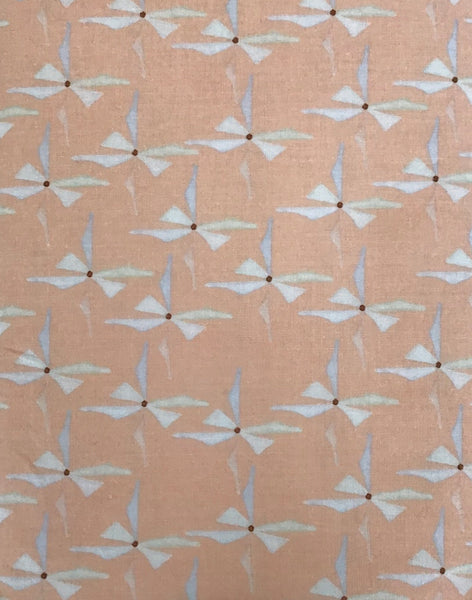 REVERIE (WAITING FOR THE WIND-PWSR035-POWDER) - fabric price per 1/4 meter