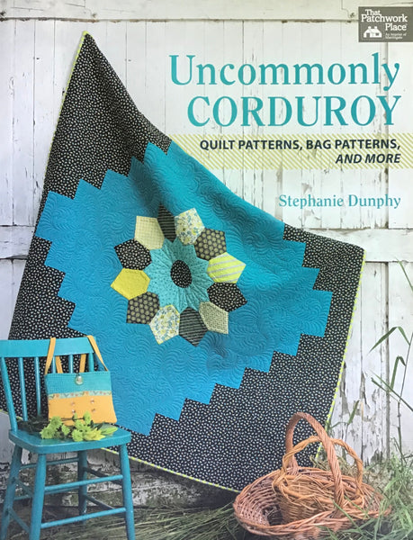 UNCOMMONLY CORDUROY - book