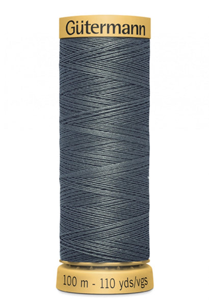 GUTERMANN 100m - 9500  -100% Mercerized Cotton (charcoal)